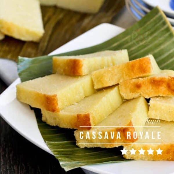 Cassava-Royale