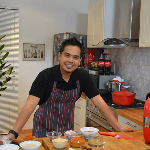 Big Names as Top 10 chefs in Malaysia - Around the World