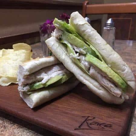 Chicken Avocado Sandwich Berjaya
