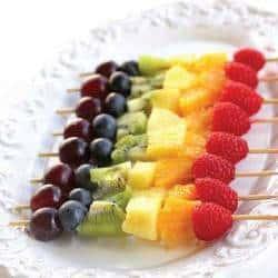 Fresh Selection Of Seasonal Fruit