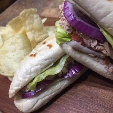 Tuna Sandwich Berjaya