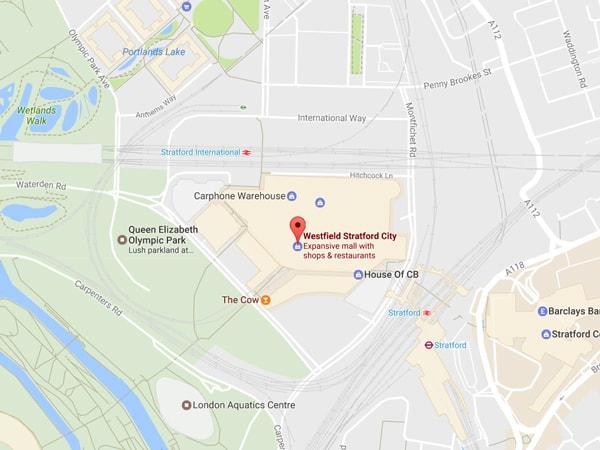 westfield-map