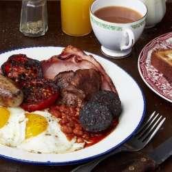 Rasa English Breakfast